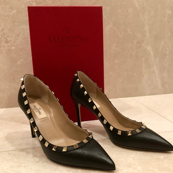Valentino Shoes - Valentino Rockstud Pump RW2S0A04